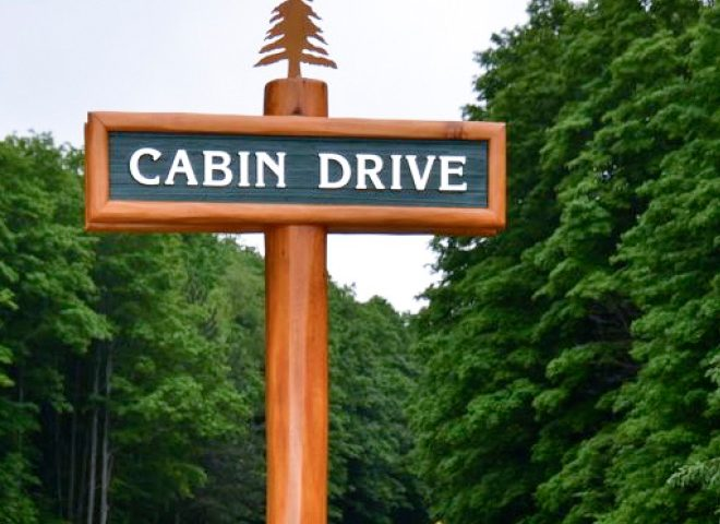 Woodshop Sign